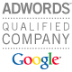 Google AdWords™ Qualified Company