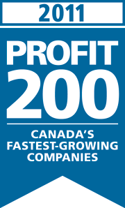 PROFIT 200: Canada's Fastest Growing Companies 2011